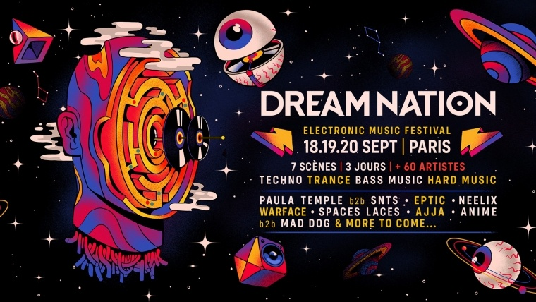 Dates Dream Nation Festival
