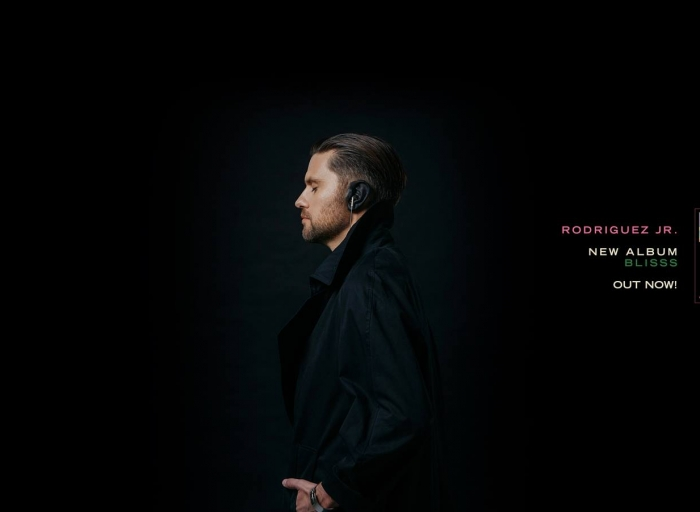 Rodriguez jr Bliss nouvel album Mobilee