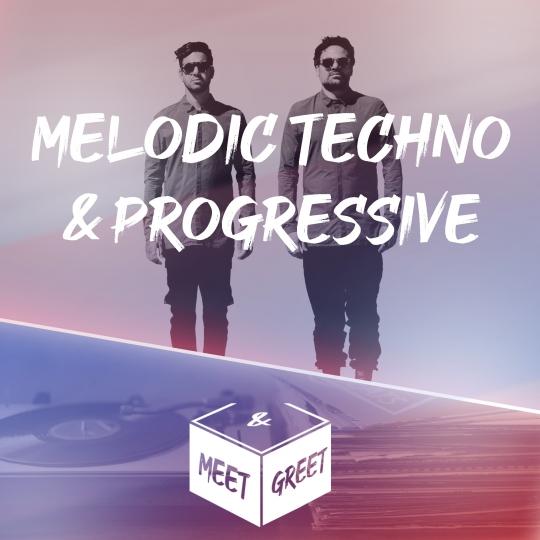 Playlist - Melodic Techno & Progressive Meet & Greet