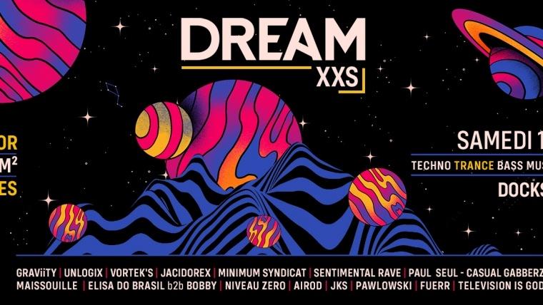Dream Nation festival Xxs