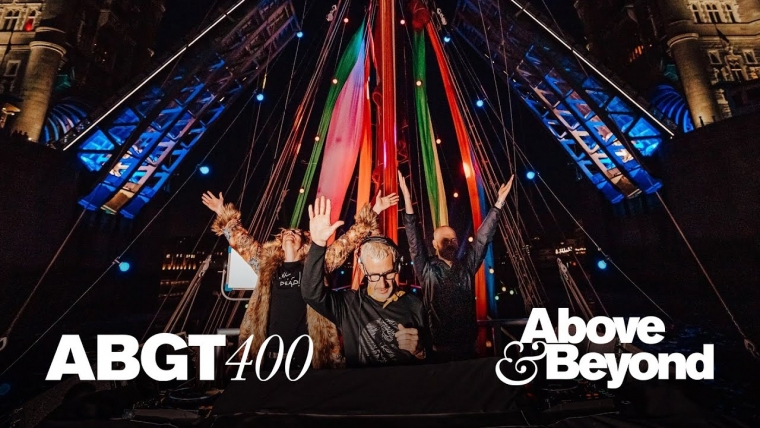 Above & Beyond feat. Zoë Johnston 'No One On Earth' (gardenstate Remix)