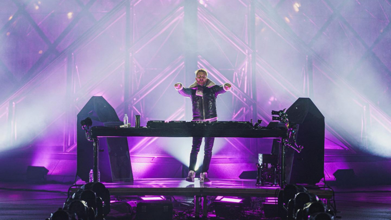 Couverture David Guetta United At Home - Patandpate