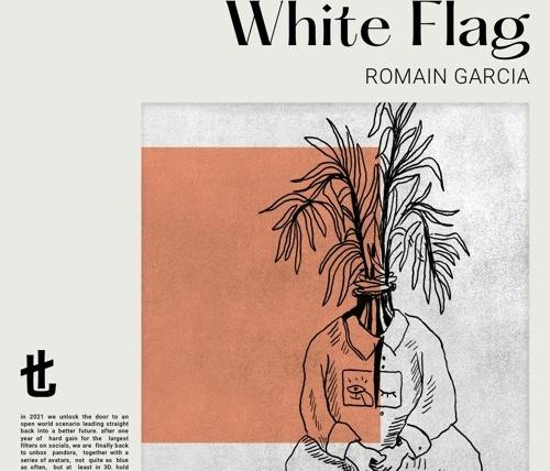 Romain Garcia White Flag Cover