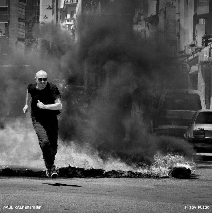 Paul Kalkbrenner Si Soy Fuego Cover