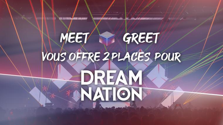 Line Up Dream Nation 2021